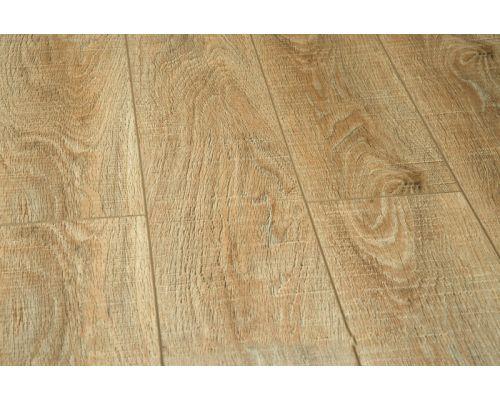 1112-4 Дуб винтаж - Ламинат Tower Floor V-Groove 32 класс, 8,3 мм
