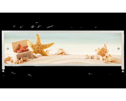 Экран под ванну «АРТ», Пляж-3