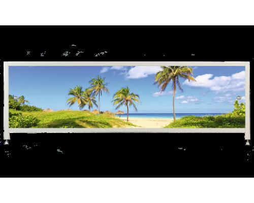 Экран под ванну «АРТ», Багамы