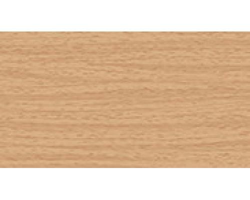 233 Бук светлый - плинтус напольный с кабель каналом 55 мм коллекции Комфорт Идеал