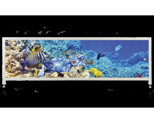 Экран под ванну «АРТ», Аквариум