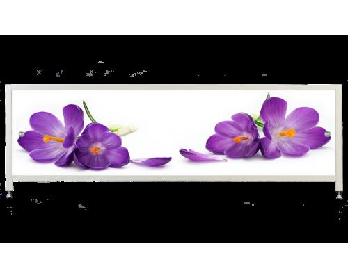 Экран под ванну «АРТ», Крокус