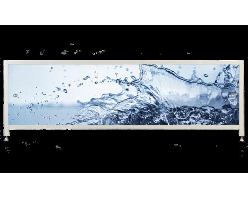 Экран под ванну «АРТ», Вода