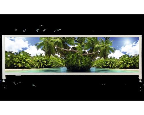 Экран под ванну «АРТ», Пальмы