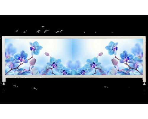 Экран под ванну «АРТ», Орхидея-1