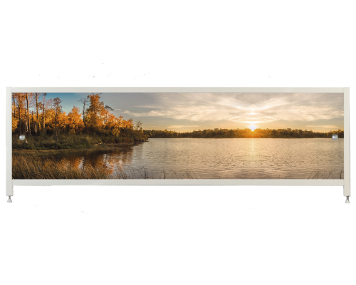 Экран под ванну «АРТ», Озеро