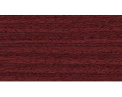 346 Махагон - плинтус напольный с кабель каналом 55 мм коллекции Комфорт Идеал