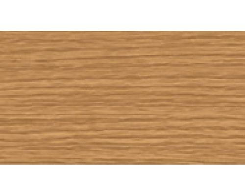 272 Сосна золотистая - плинтус напольный с кабель каналом 55 мм коллекции Комфорт Идеал