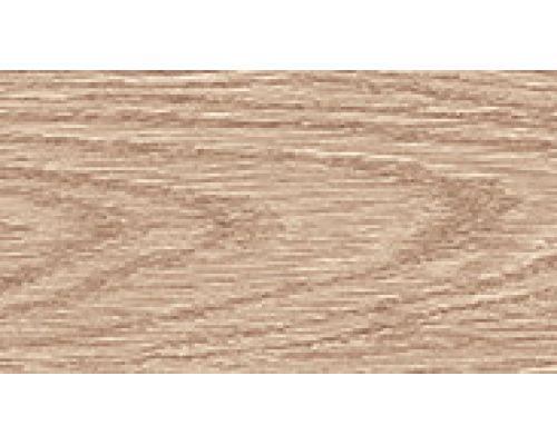 216 Дуб сафари - плинтус напольный с кабель каналом 55 мм коллекции Комфорт Идеал