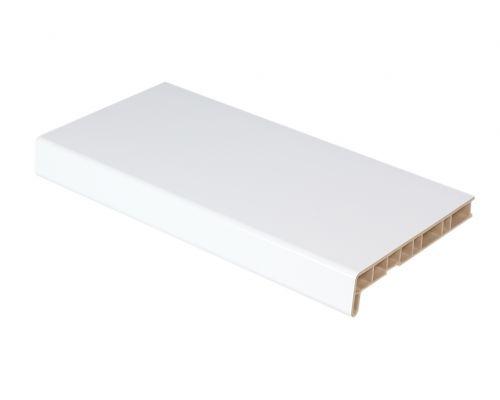 Белый пластиковый подоконник OpenTeck