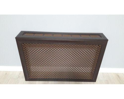 Короб для радиатора Каппа Венге 60*60*17