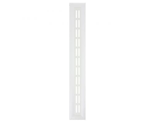 Крышка для экрана универсальная 120 см, цвет белый