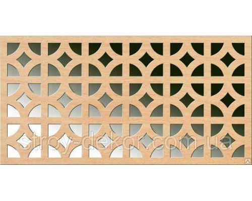 Альберта-бук декоративная панель 1200*600*3