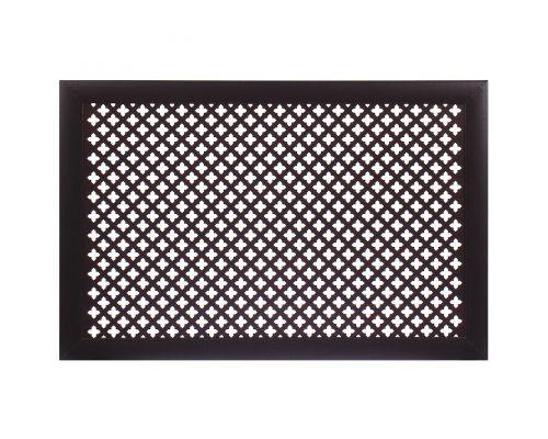 Коламбия (орех) до 990х690 мм - Экран декоративный на батарею
