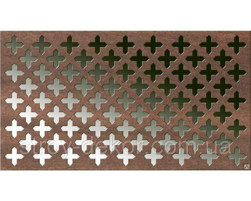 Коламбия-орех декоративная панель 1200*600*3