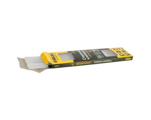 Стержни клеевые Ø8*200мм 6шт (запах шоколада) Sigma (2705141)