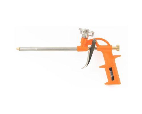 Пистолет для полиуретановой пены пластиковый корпус Grad (2722215)