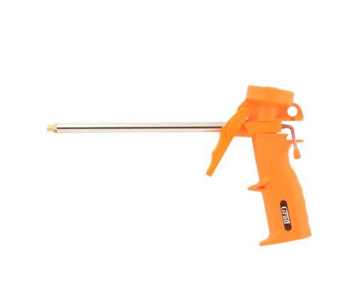 Пистолет для полиуретановой пены пластиковый корпус Grad (2722225)
