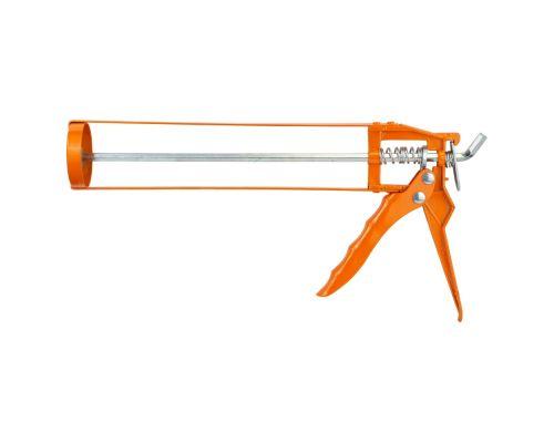 Пистолет для герметиков 225мм (скелет) Grad (2723025)