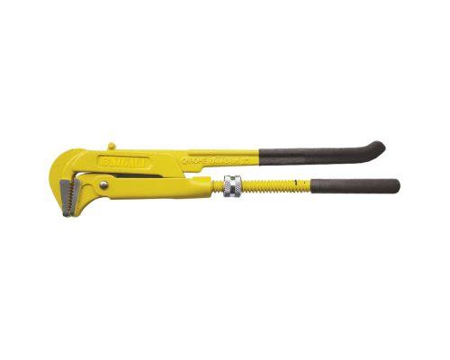 Ключ трубный 90° 1 CrV Sigma (4102211)
