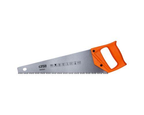 Ножовка по дереву 400мм 3TPI Grad (4401815)