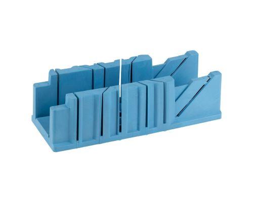 Стусло пластиковое 212х42х44мм 22.5°, 45°, 90° Sigma (4404161)