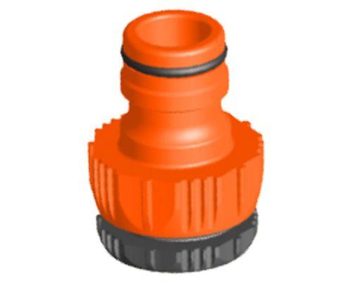 Адаптер для коннектора 3/4 универсальный 3/4х1 в/р Flora (5015844)