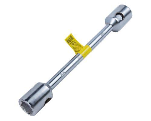 Ключ балонный усиленный 32×33×400мм CrV satine Sigma (6032161)