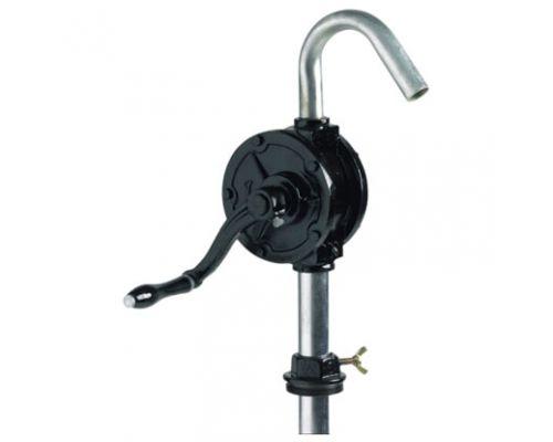 Насос ручной роторный для перекачки масла из бочки (26л/мин) SIGMA (6301421)