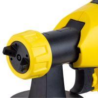 Краскораспылитель электрический HVLP 350Вт Ø1.8/2.6мм 800мл/мин н/б 800мл Sigma (6816121)