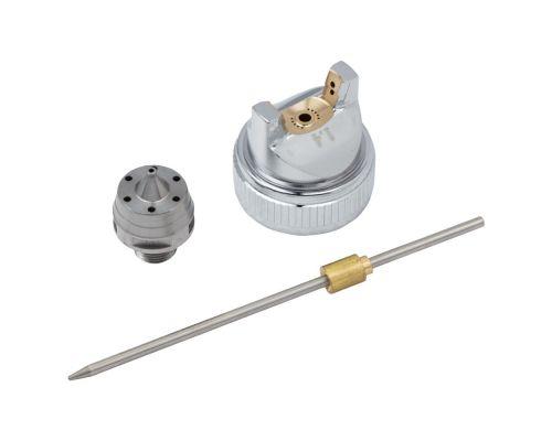 Комплект форсунки HVLP Ø1.4мм для 6812021, 6812101, 6812111, 6812121, 6812081 Sigma (6817351)