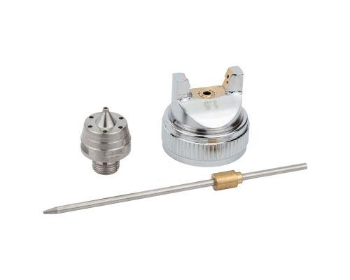 Комплект форсунки HVLP Ø1.5мм для 6812021, 6812101, 6812111, 6812121, 6812081 Sigma (6817361)