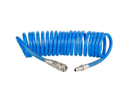 Шланг спиральный полиуретановый (PU) 5м 6.5×10мм Sigma (7012111)