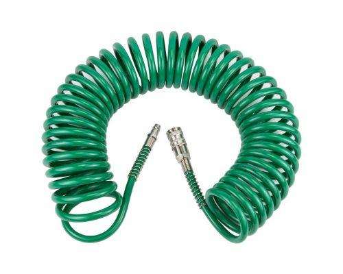 Шланг спиральный полиуретановый (PU) 10м 6.5×10мм Refine (7012171)
