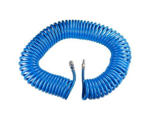 Шланг спиральный полиуретановый (PU) 20м 8×12мм Sigma (7012241)