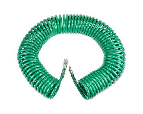 Шланг спиральный полиуретановый (PU) 20м 8×12мм Refine (7012291)
