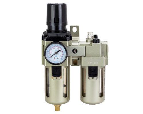 Блок подготовки воздуха в сборе 3000л/мин 1/2 Refine (7034131)