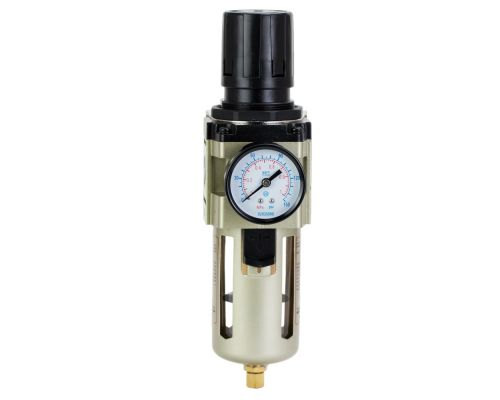 Фильтр влагоотделитель с редуктором и манометром 4000л/мин 1/2 Sigma Refine (7034171)