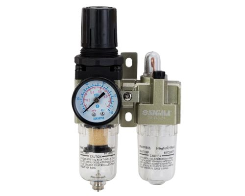 Блок подготовки воздуха в сборе 600л/мин 1/4 Refine (7034321)