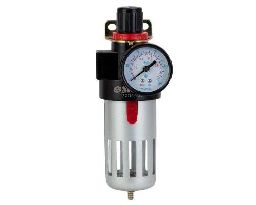 Фильтр влагоотделитель с редуктором и манометром 1200л/мин 1/2 Sigma (7034461)