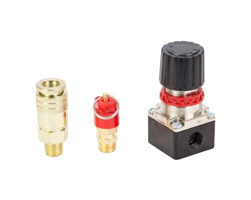 Блок контрольно-распределительный (1 выход) (для компрессора 7042111, 7042121, 7043711) Sigma 704211167