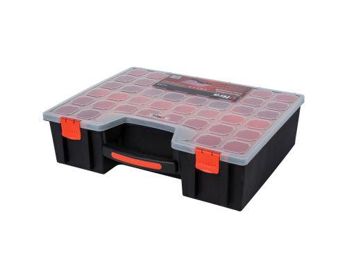 Органайзер пластиковый переставные 8 отсеков 410×330×110мм ULTRA (7417262)