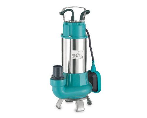 Насос дренажно-канализационный 1.1кВт Hmax 9м Qmx 333л/мин AQUATICA (773325)