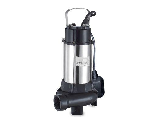 Насос канализационный 1.1кВт Hmax 7м Qmax 270л/мин (с ножом) AQUATICA (773331)