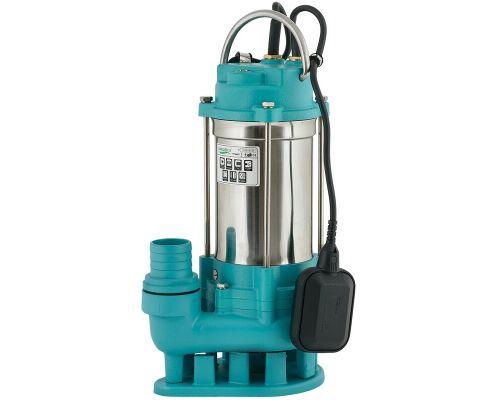 Насос канализационный 1.5кВт Hmax 23м Qmax 375л/мин (нерж) AQUATICA (773424)