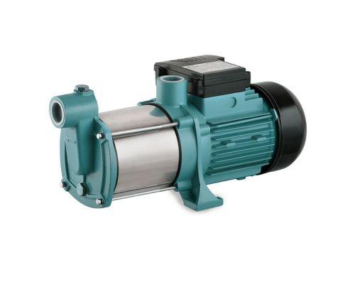 Насос центробежный многоступенчатый 0.75кВт Hmax 45м Qmax 90л/мин (нерж) LEO (775412)