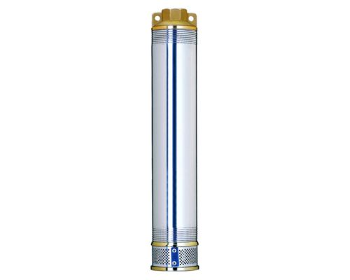 Насосная часть (в сборе) Ø102мм для центробежных скважинных насосов Aquatica (7771653099)