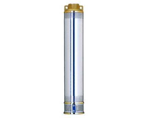 Насосная часть (в сборе) Ø102мм для центробежных скважинных насосов Aquatica (777440099)