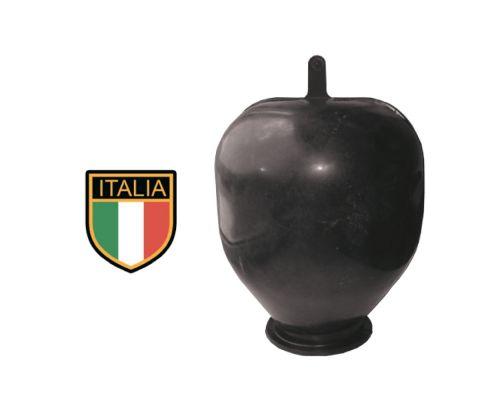 Мембрана для гидроаккумулятора (с хвостом) Ø80 36-50л EPDM Италия AQUATICA (779482)