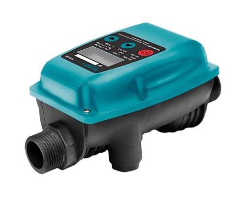 Контроллер давления электронный 1.1кВт Ø1 с регулировкой давления включения/отключения AQUATICA (779546)